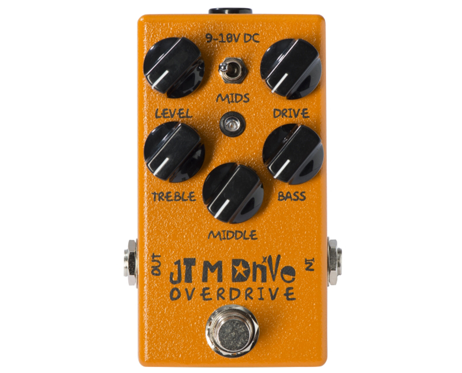 WEEHBO Guitar Products - JTM DRIVE – Overdrive
