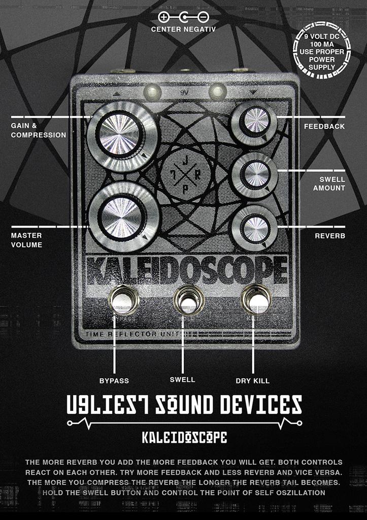 JPTR FX - Kaleidoscope - Multi reflector unit