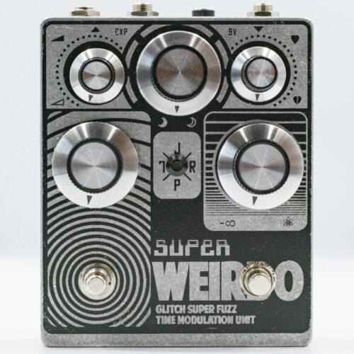 JPTR FX - Super Weirdo