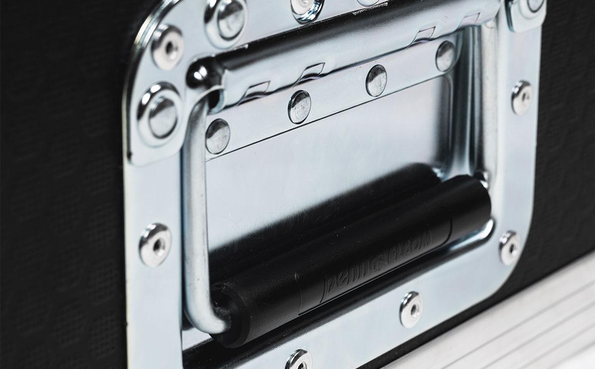ruach-pedalboard-flight-case-25-heavy-duty-protection-carry-case-pedaltrain-case-metal-latch-lock-key-padded-3