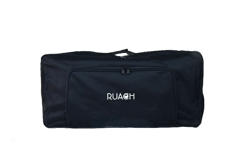 Ruach-music-Pedal-board-Gig-Bags-Size-4-Black-normal-with-carry-strap-1