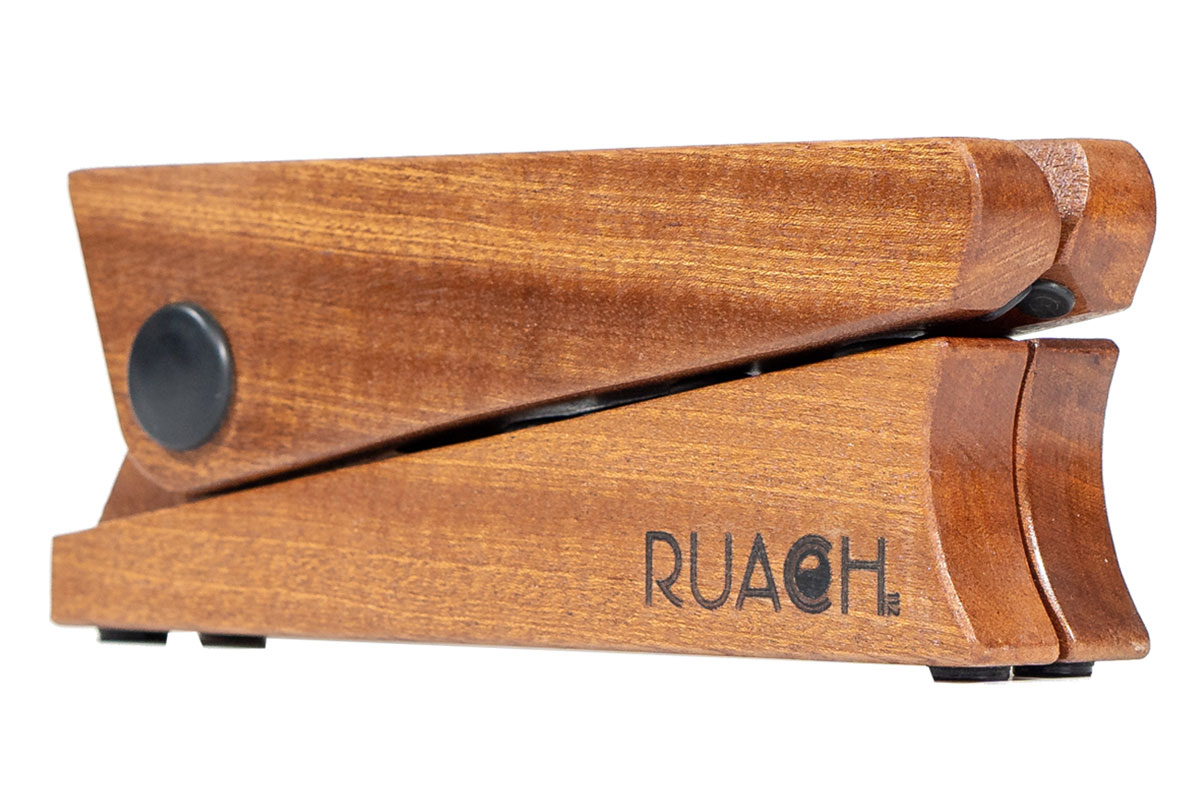 ruach-foldable-pocket-foldaway-wooden-guitar-stand-present-small-mini-transportable-hand-quality-handmade-ps1-mahogany-red4