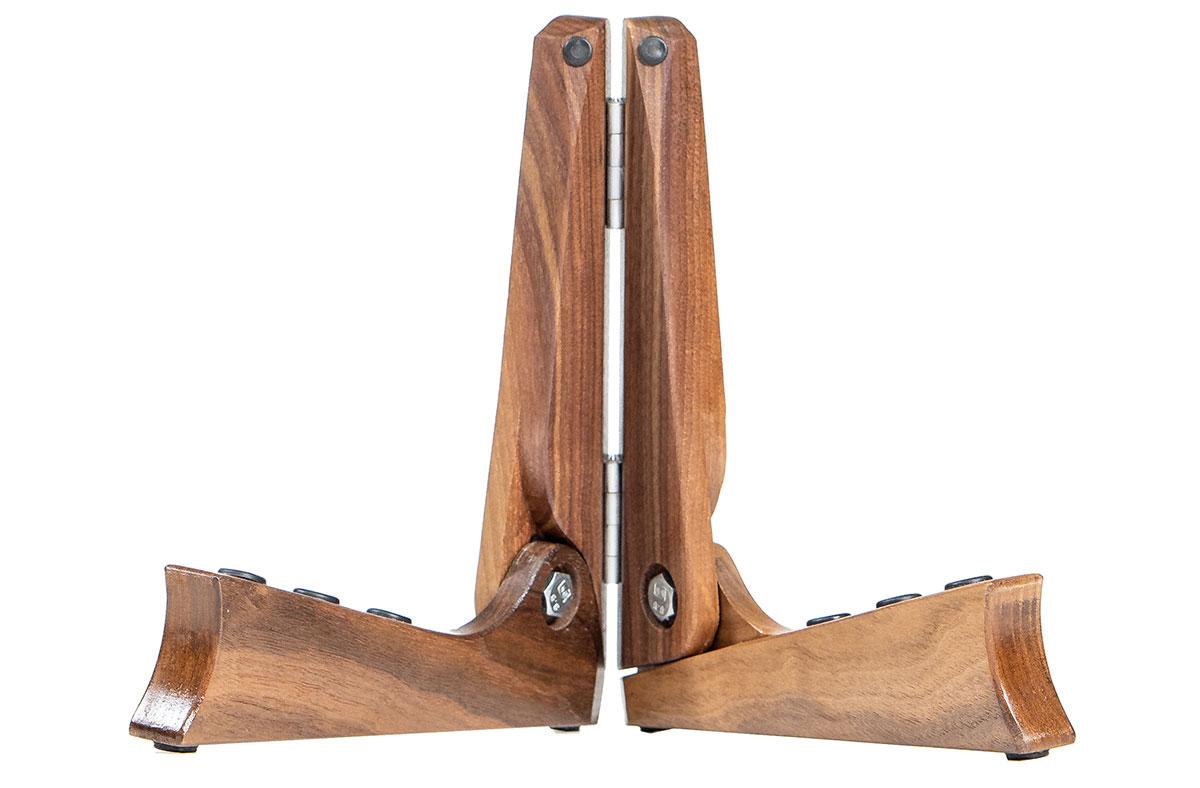 ruach-foldable-pocket-foldaway-wooden-guitar-stand-present-small-mini-transportable-hand-quality-handmade-ps1-walnut-dark2