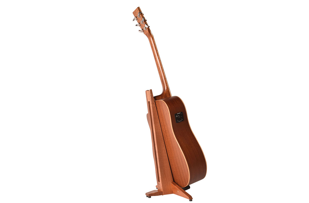 ruach-magnetic-foldable-foldaway-take-apart-transportable-studio-home-living-guitar-stand-hardwood-wooden-click-together-handmade-mahogany-red10
